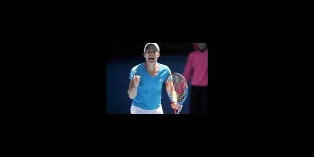 Australian Open: Justine en demi-finales ! - La Libre