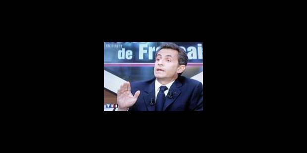 Parler aux Français ou aux journalistes ? (VIDEO) - La Libre