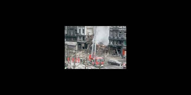 Explosion due au gaz à Liège: 20 hospitalisations, risque de bilan plus lourd - La Libre