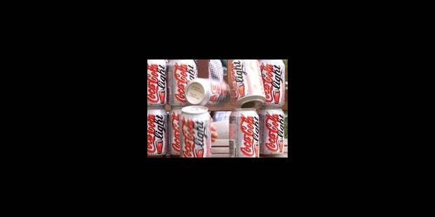 Coca-Cola supprime 26 emplois en Belgique