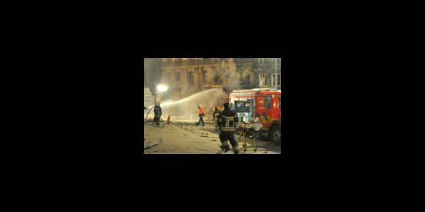 Liège: neuf corps retirés des décombres