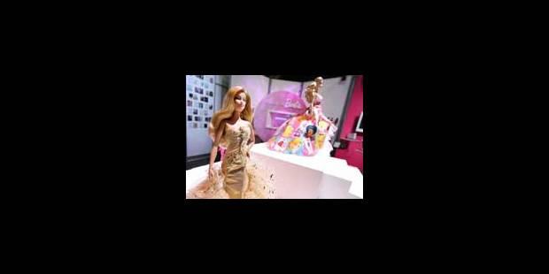 A 50 ans, Barbie reste la star de Mattel - La Libre