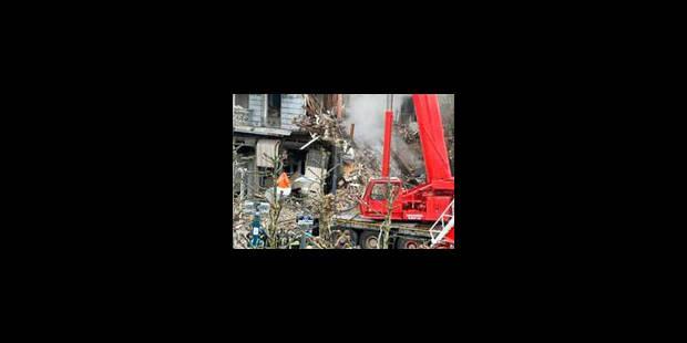 Explosion à Liège: deux corps retrouvés cette nuit, 11 décès - La Libre
