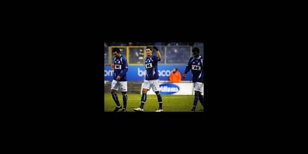 Roulers, Malines et La Gantoise rejoignent le Cercle en 1/2 finales - La Libre