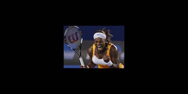Serena Williams remporte l'Open d'Australie - La Libre