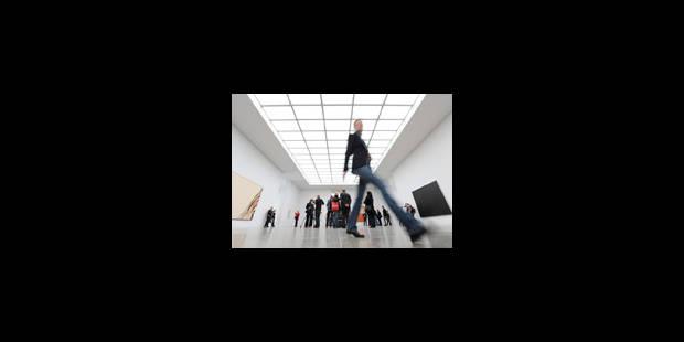 """""""Le plus beau musée du monde"""" - La Libre"""