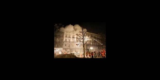 Liège: vraisemblablement encore des victimes sous les débris - La Libre
