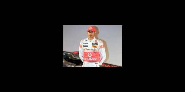 McLaren: Hamilton veut gagner le titre - La Libre