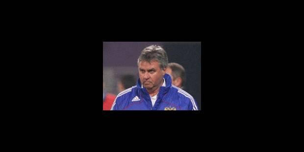 Hiddink entend respecter son contrat jusqu'à son terme - La Libre