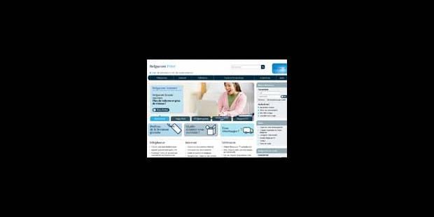 Belgacom lance le surf illimité sur internet - La Libre