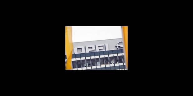 Nick Reilly confirme la fermeture d'Opel Anvers