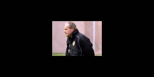 Dominique D'Onofrio, entraîneur malgré lui - La Libre