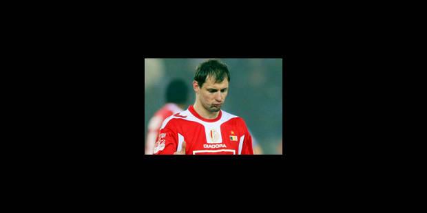 Jovanovic quitte le Standard pour Liverpool en juin