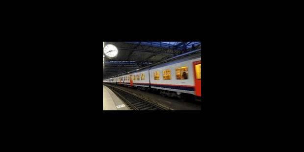 Les agressions des accompagnateurs de train ont augmenté - La Libre