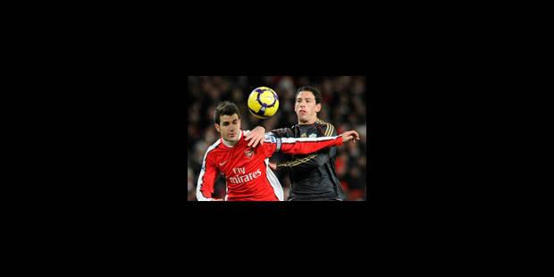 Arsenal rebondit aux dépens de Liverpool