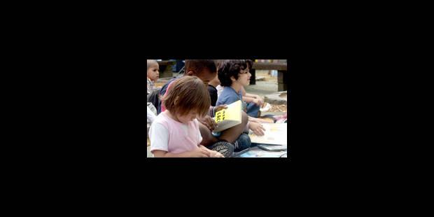 Au bonheur de lire - La Libre