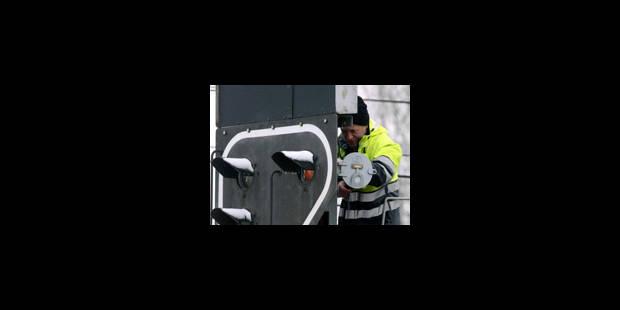 Hal - Feu rouge : violation en hausse - La Libre