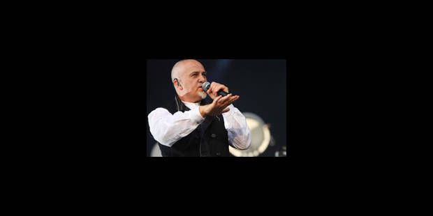 Coucou, Peter Gabriel - La Libre