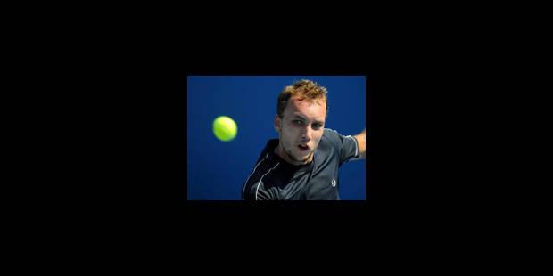 Challenger Tanger - Steve Darcis en quarts de finale - La Libre