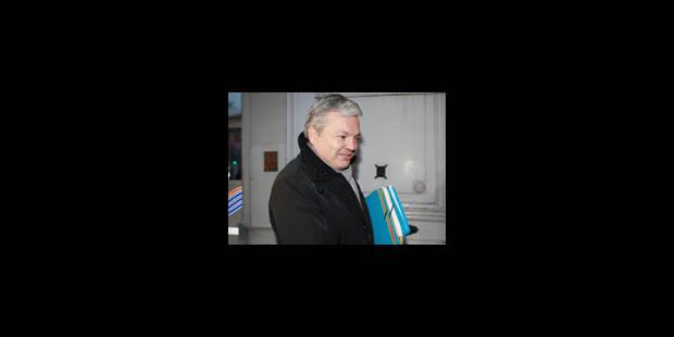 Reynders aurait confondu vice-premier ministre et président du MR - La Libre