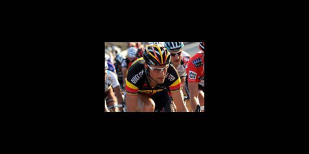 Tour d'Oman - Tom Boonen s'impose dans la 5e étape - La Libre