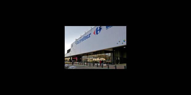 Carrefour : Chute de 74,2% du bénéfice net - La Libre