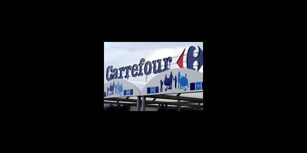Carrefour supprime 1.672 emplois - La Libre