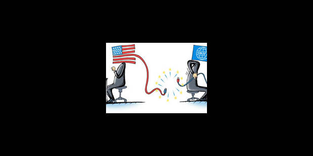 Parlement européen : un cran d'arrêt à l'hégémonie US ? - La Libre