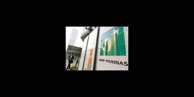 Banques: caisses remplies - La Libre