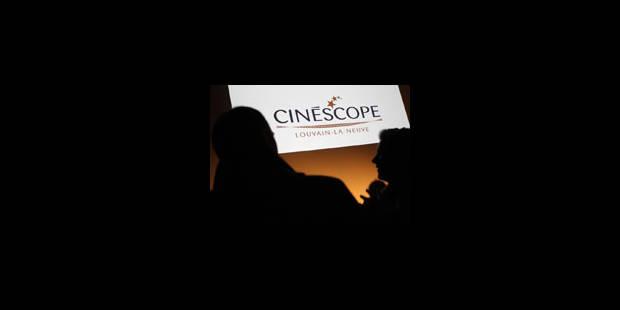 Première séance au Cinéscope en juin2010 - La Libre