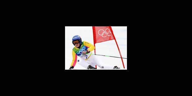 Vancouver : la surprise allemande, Viktoria Rebensburg remporte le slalom géant - La Libre