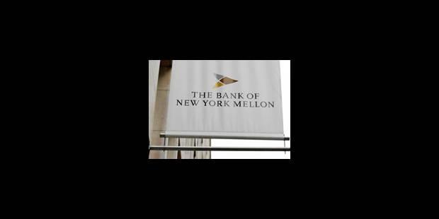 Bank of New York va supprimer 199 emplois sur 875 en Belgique - La Libre