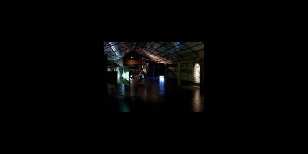 Une biosphère artificielle - La Libre