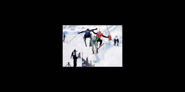 Le ski, au coude à coude - La Libre