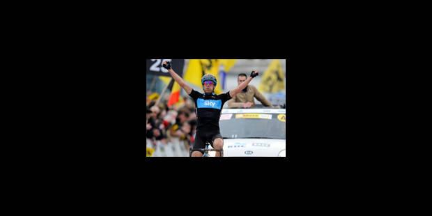 Victoire de Flecha au circuit Het Nieuwsblad !