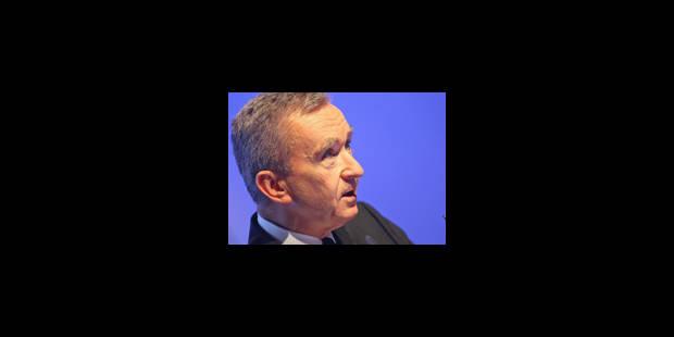 Carrefour: Arnault a-t-il fait un mauvais choix ? - La Libre