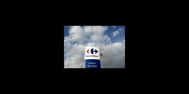 Carrefour : la grève coûtera cher - La Libre