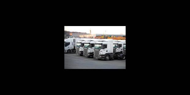 Carrefour: Logistics Ternat a repris le travail, grève chez Supertransport - La Libre