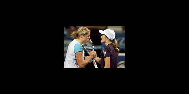 Clijsters et Henin de retour en Fed Cup? Réponse vendredi - La Libre