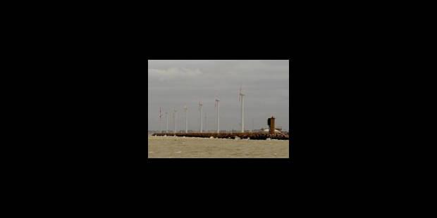 Les éoliennes en mer vont coûter aux consommateurs plus de 100 millions - La Libre
