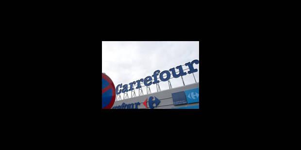 Carrefour dément toute volonté de quitter la Belgique - La Libre
