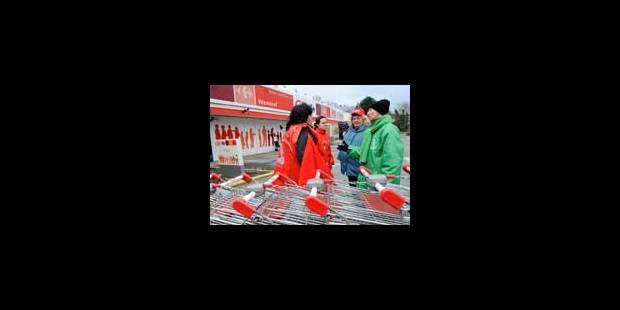 Carrefour: la grève de samedi coûtera 14 millions - La Libre