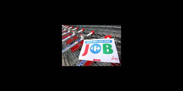 Carrefour: début mercredi des négociations - La Libre