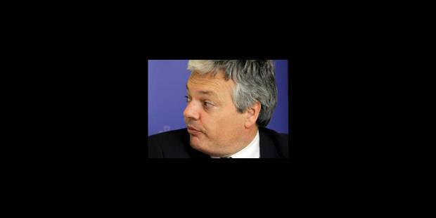 Reynders refuse de publier des rapports financiers - La Libre