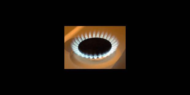 La facture de gaz moins chère malgré la consommation en hausse - La Libre