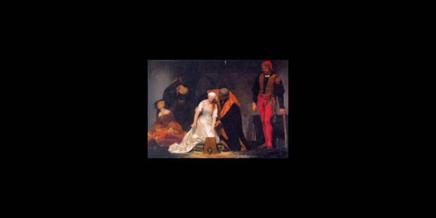 L'incroyable saga de Lady Jane Grey - La Libre