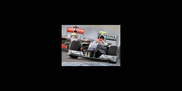 F1 2010 : la guerre des étoiles - La Libre