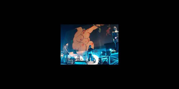 Pink Floyd demande des comptes à EMI - La Libre