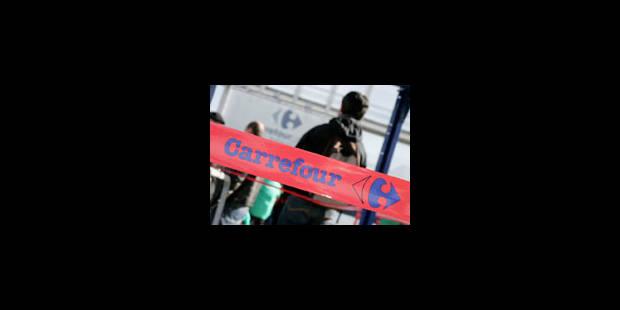 Carrefour: le Setca contre une grève générale samedi - La Libre