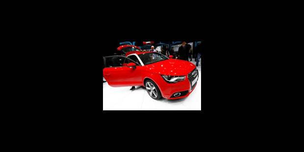 Audi Brussels va également produire la version sportive de la A1 - La Libre